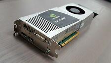 1G28H Dell Nvidia Quadro FX 4800 1.5GB GDDR3 S-Video DVI Dual DP Video Card