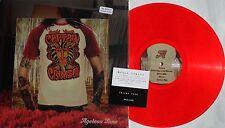 LP CAPTAIN CRIMSON Ageless Time - RED VINYL - 100 copies NASONI 156 STILL SEALED