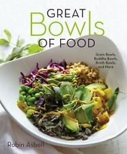 GREAT BOWLS OF FOOD - ASBELL, ROBIN - NEW PAPERBACK BOOK