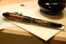 Namiki Yukari Autumn Leaves,  Fountain pen maki-e new..%