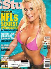 Stuff Magazine January 2003 LISA DERGAN Cover Like New