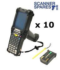 LOT OF 10 Symbol Motorola MC9090-GJ0HJEFA6WR 1D LORAX WM5 Scanner & Warranty
