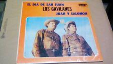 LOS GAVILANES JUAN Y SALOMON EL DIA DE SAN JUAN SON-ART SE-622 USED LP