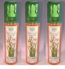 3 Perlier Elariia Narcissus Body Spray Mist with Calendula & Fleur-de-lis Water