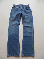 Levi's 555 Bootcut Jeans Hose, W 29 /L 32, RAR ! Vintage Denim mit Knopfleiste !