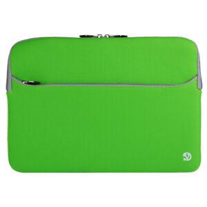 For iPad Pro 12.9 / iPad Pro 11 Green Neoprene Soft Tablet Case Notebook Sleeve