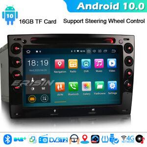 Android 10.0 GPS DVD Autoradio Renault Megane DAB+4G WiFi DVB-T2 Navi BT CarPlay
