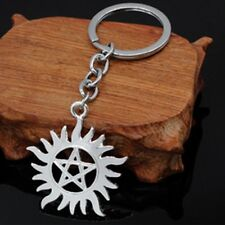 Supernatural Key chain Pentagram Key Buckle Jewelry Winchester 1pc