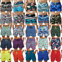 Boy Mens Swimming Board Shorts Swim Short Pants Trunks Swimwear Summer Beachwear