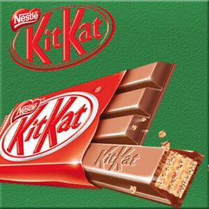 NESTLE Kit Kat 4 Fingers Milk Chocolate Bar 24x41,5g