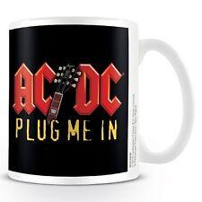 AC/DC BOXED MUG Plug Me In