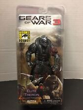 Neca Gears Of War 3 Elite Theron 2012 SDCC Exclusive .New!VHTF!