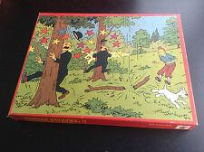 Puzzle Tintin Wavery Eldorado 1977 TBE incomplet