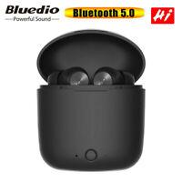 Bluedio Hi wireless bluetooth earphone for phone stereo sport earbuds headset LN