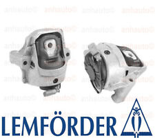 Audi A4 A5 Q5 Quattro  Engine Motor Mount Mounts Set Left and Right Lemforder