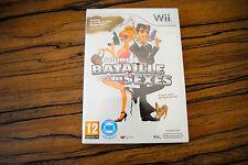 Jeu L'ULTIME BATAILLE DES SEXES sur Nintendo Wii NEUF sous blister VF