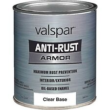 1 Quart Clear Base Gloss Anti Rust Armor Oil Based Enamel Paint 44