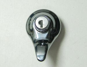 MG MGB Rear Trunk Latch Lock Chrome Handle BSS1004A