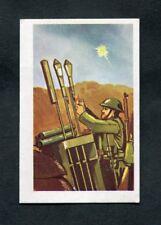 C1970s Trucard: World War I Series: No.14 British Signal Rockets in Trench