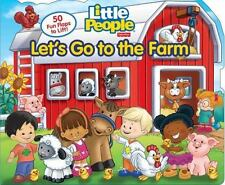 Fisher-Price Little People: Let's Go to the Farm (Board Book)