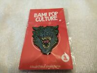The Bam Box Game Of Thrones Ice & Fire Enamel Pin #/99 Variant Dragon RARE MINT