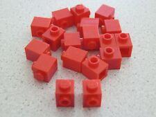 Lego 87087# 18x Stein 1x1 mit 1 Noppe Rot 2520 75159 7208