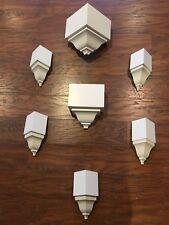 Crown Moulding Corners inside/outside/mid Transition! 13 Piece 4 5/8� Set