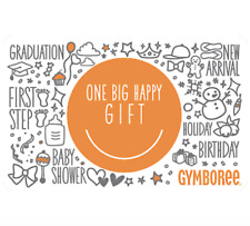 Buy a $50 Gymboree Gift Card for only $40 - Email Delivery