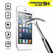 100%25 GENUINE TEMPERED GLASS SCREEN PROTECTOR FOR APPLE IPHONE 4/4S