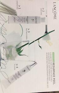Lancome Innovation Resurface Peel Kit