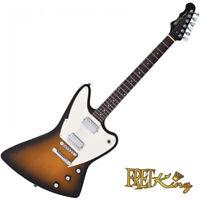 Fret-King Black Label Esprit V Electric Guitar - Tobacco Burst