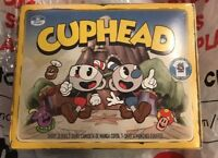Funko Pop Tees Cuphead Run Gun Fun T-Shirt Size Large LG NEW SEALED IN BOX