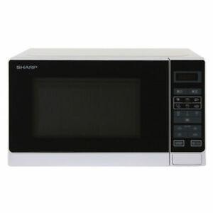 Sharp R20 750 Watt Microwave Oven - 220-240 Volt 50 Hz