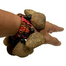 Seed pods Wristband Anklet Dancing rattle Ankle band Maracas Musical shaker