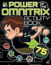 Ben 10: Power of the Omnitrix Activity Book by Kirsten Mayer (2017, Paperback)