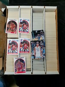 Collection 3,000 + 1989-90 Some 1990-91 Fleer & 1994 Upper Deck Basketball Cards