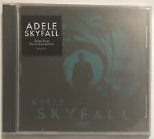 ADELE Skyfall 1 Track 2012 CD Single SEALED