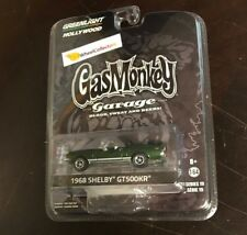 1968 Shelby GT500KR Gas Monkey * Greenlight Hollywood * NG12
