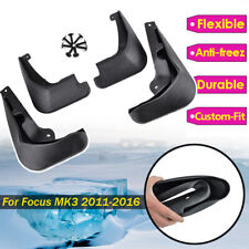 Mud Flaps For Ford Focus Mk3 Sedan 12-16 Splash Guards Mudguards 12 13 14 15 16