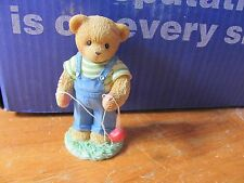 Cherished Teddies Enesco Calvin Life is Filled with its Ups and Downs 706965