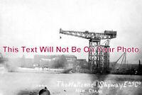 NO 1347 - New Crane, Wallsend Slipway, Newcastle Upon Tyne