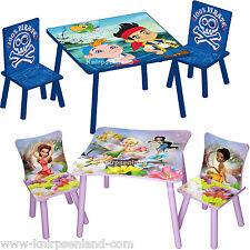 Disney Kindersitzgruppe Kinderzimmer Kinder Sitzgruppe Stuhl Tisch Kindermöbel A