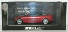 Véhicules miniatures MINICHAMPS, BMW, 1:43