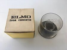 Elmo Zoom Converter 1:14 f+16.5mm No. 107988 Made in Japan, No Glass