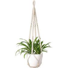 Hängeampel Blumentopf Hängend Pflanzen Halter Aufhänger 4 Beine