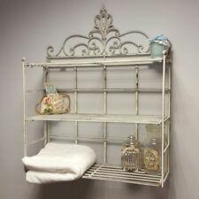 Unbranded Vintage/Retro Iron Bookcases, Shelving & Storage Furniture