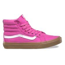 3003e00a538c Sponsored Listings. VANS Sk8 Hi Slim (Light Gum) Raspberry Rose Pink Skate  Shoes WOMEN S 6