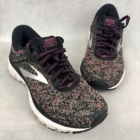 Brooks Adrenaline GTS 18 Women's Size 5 Confetti Multi-Color Running Shoes