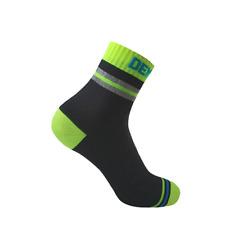 Dexshell Ultralite Biking Sock (Hi-Vis Yellow) Size S 4 - 6 US 36 - 38 EU