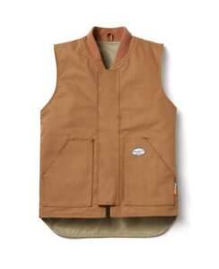 FR Rasco Work Vest Flameshield  NWT